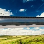 Hyperloop takes a step sideways