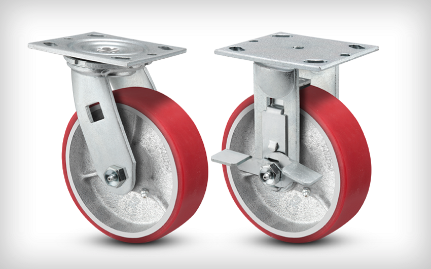Caster Wheel is Crucial to Your Success