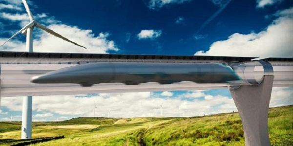 Hyperloop takes a step sideways