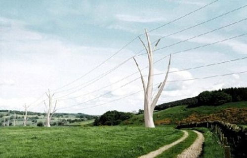 Pylons with brilliant designs3
