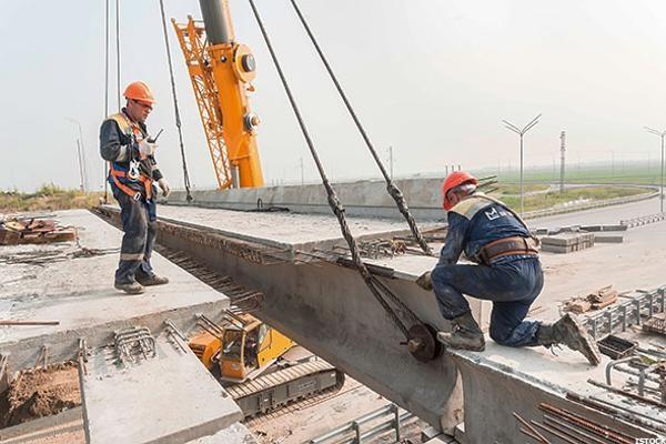 Construction is Most Hazardous Job