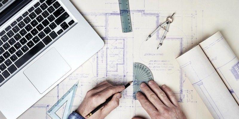 Engineers in job interviews