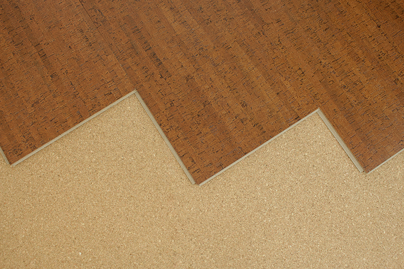 Wood acoustic insulation