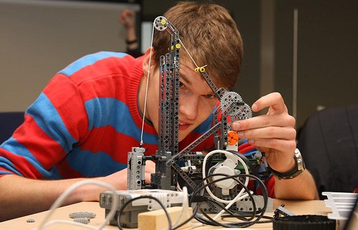 Why mechanical engineering